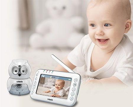 camara vigilancia bebe barata