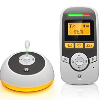 walkie talkie para bebé motorola mbp161