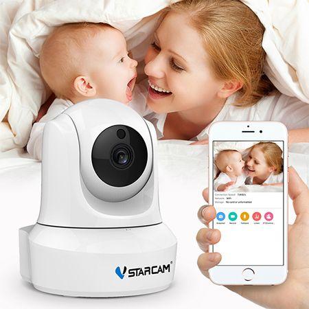 camara wifi para bebes