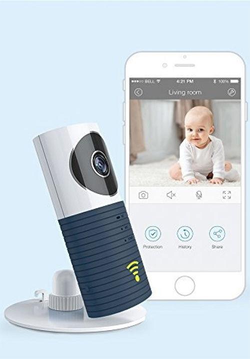 camara ip wifi para bebes