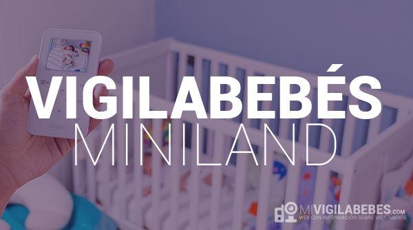 Vigilabebés Miniland