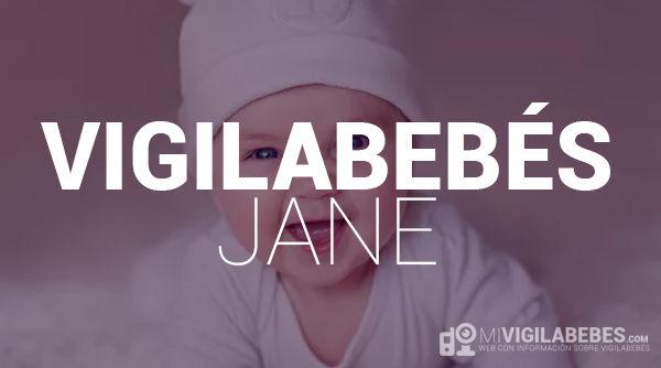 Vigilabebés Jane