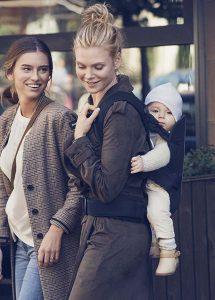 mochilas para llevar al bebe