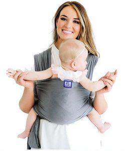 son seguros los fulares para cargar bebes