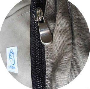 mochila portabebés mipies