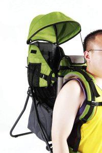 mochila portabebes trekking