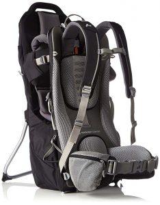 mochila para bebes de montaña