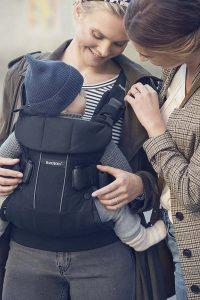 cual mochila para cargar bebes comprar