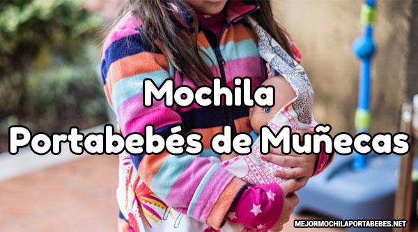 Portabebés de Muñeca