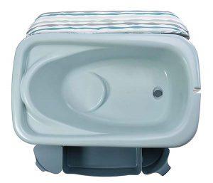 bañeras con cambiador para bebes