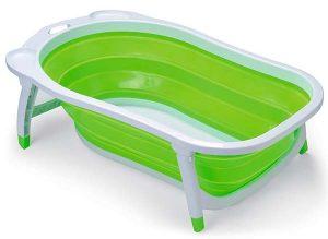 bañera plegable para bebes