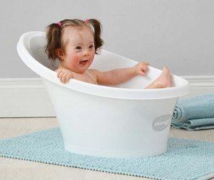 bañera shnuggle tipo barreñito
