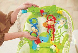 como usar una hamaca para bebes