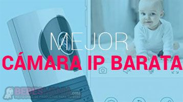 Cámara IP WiFi Barata