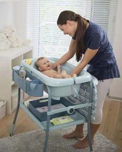 mejores bañeras para bebes