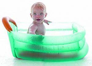 Bañeras para Bebés Hinchables:Cuál es la Mejor