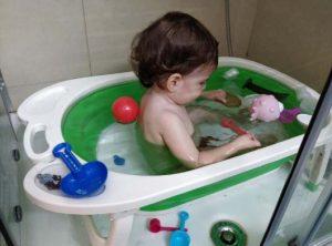 Mejor bañador para recién nacidos