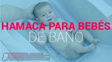 Hamaca para Bebés de Baño