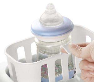 usar calienta biberones esterilizador