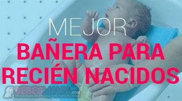 Bañeras para Recién Nacidos