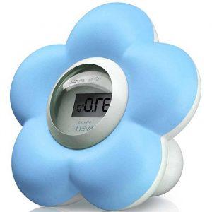 termometro digital bañera