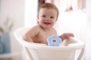 termometro digital baño