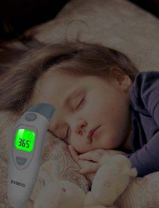 termometro frente usar