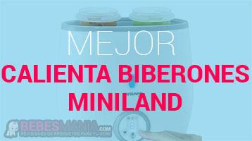 Calienta Biberones Miniland