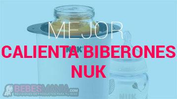 Calienta Biberones Nuk