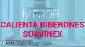 Calienta Biberones Suavinex