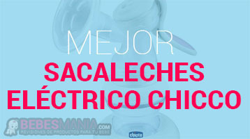 Sacaleches Eléctrico Chicco