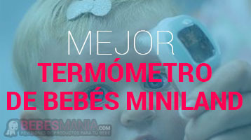 Termómetro de Bebés Miniland