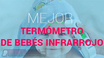 Termómetro de Bebés Infrarrojos